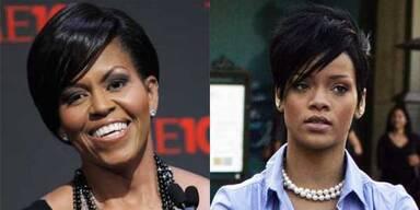 Michelle Obama kopiert Rihanna!