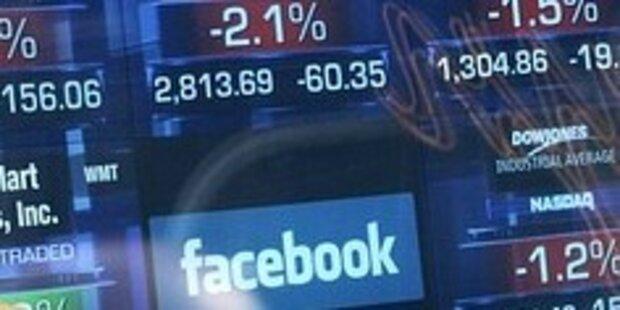 Facebook-Aktie nun an der Börse notiert