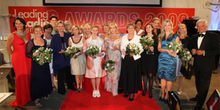 Das war der Leading Ladies Award