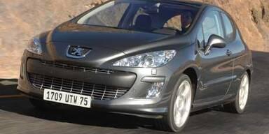 Französische Evolution beim Peugeot 308