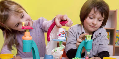 Play-Doh begeistert Jung und Alt