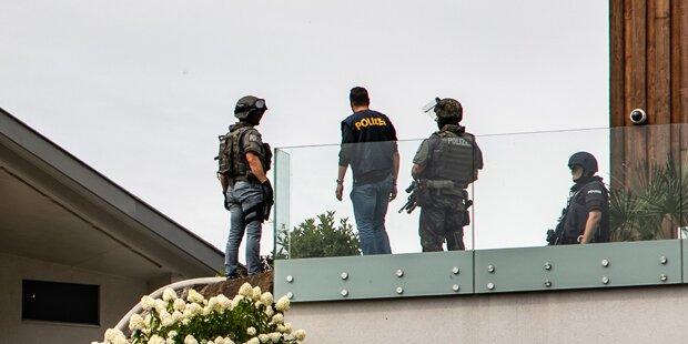 Home Invasion in Salzburg: Täter weiter auf der Flucht