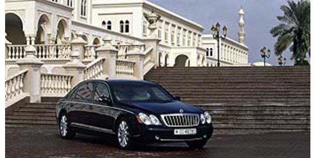 Luxusmesse zeigt Geschenkideen für Reiche