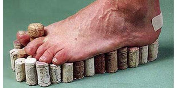 Das sind die komischesten Schuhe der Welt