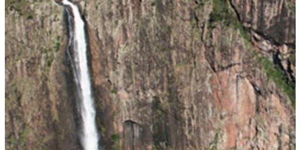 Mann überlebt 260-Meter-Sprung ohne Fallschirm