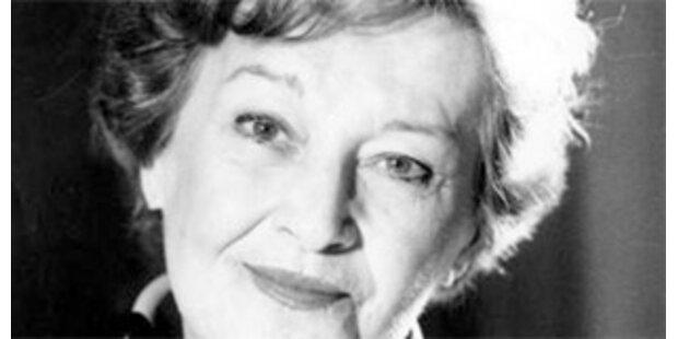 Kammerschauspielerin Susanne von Almassy gestorben
