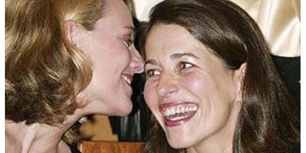 TV-Lady Anne Will liebt eine Frau