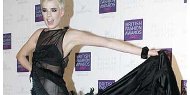 British Fashion Awards in London
