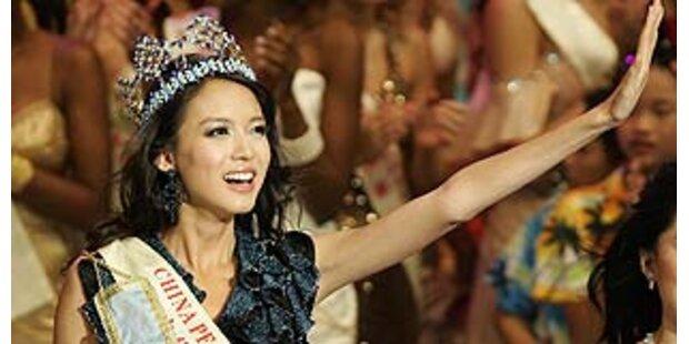 Die schönste Frau der Welt kommt aus China