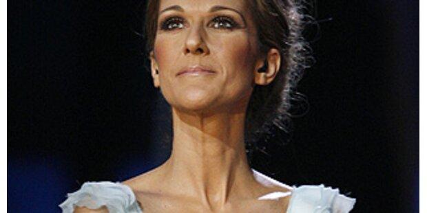 So dünn absolvierte Celine die letzte Show