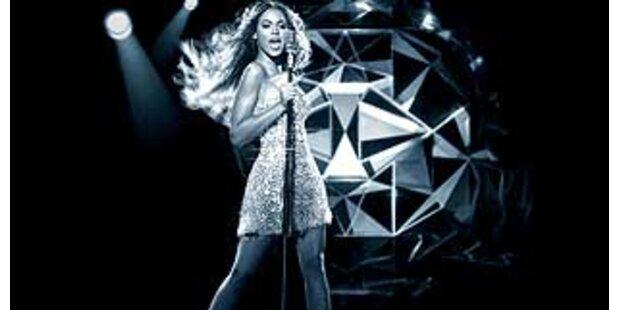 Beyoncé singt und wirbt für Armani-Duft