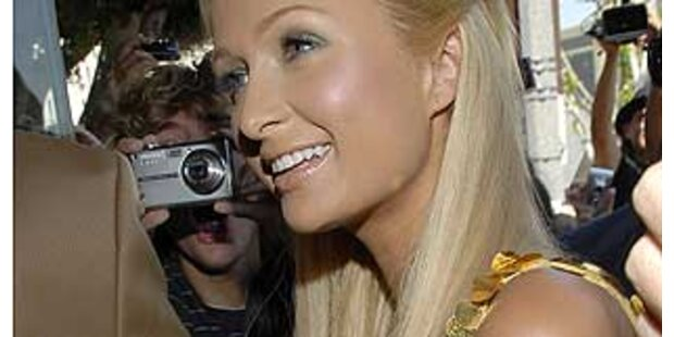 Die Modelinie der Paris Hilton