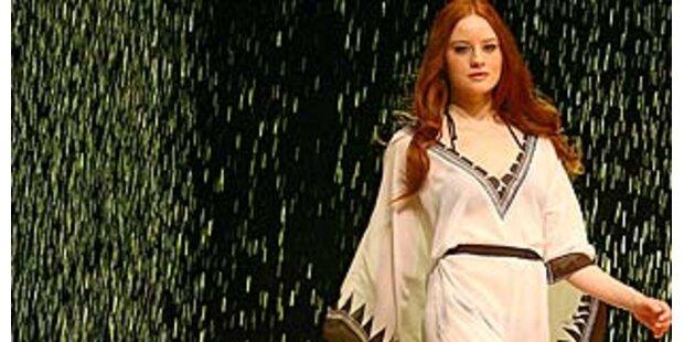Germanys Next Topmodel am C&A-Catwalk