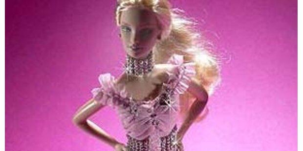 Promi-Barbies für guten Zweck