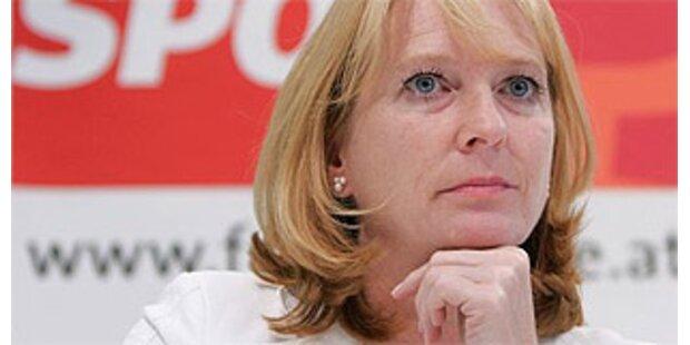 Bures will Aufenthaltsrecht für verschleppte Frauen