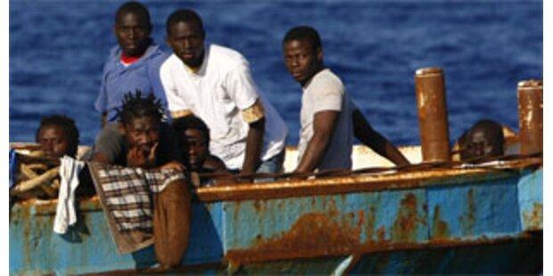 Weltweit sind 42 Millionen Menschen auf der Flucht