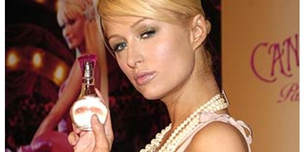 Paris Hilton lanciert neues Parfum
