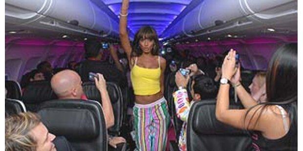 Victorias Secret Engel kriegen Flügel