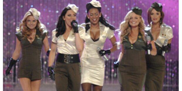 Roberto Cavalli verzweifelt mit Spice Girls