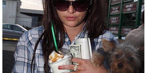 Wird Britney nach Kids auch Wuffi los?