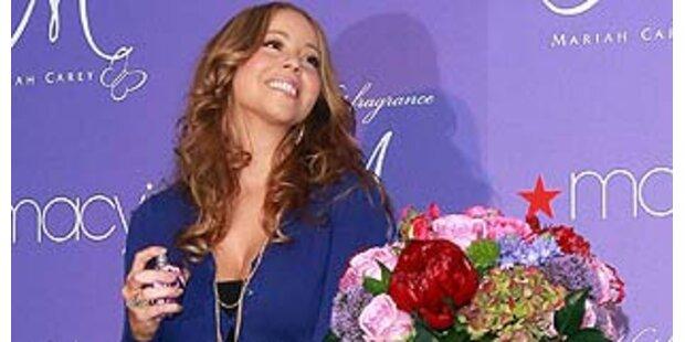 Mariah Carey lanciert ihr erstes Parfum