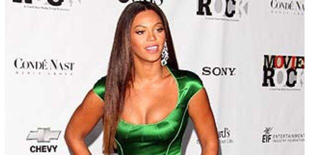 Beyoncé wird immer dicker