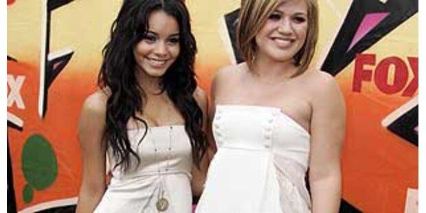 Best- and Worstdressed bei den Teen Awards
