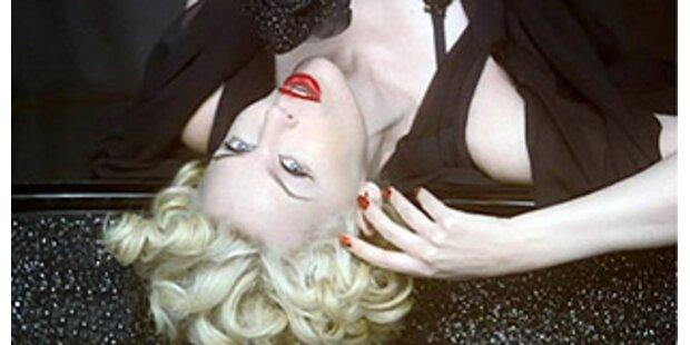 Kylie Minogue auf Marilyn's Spuren