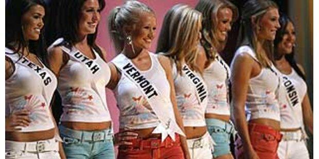 Wahl der Miss Teen 2007