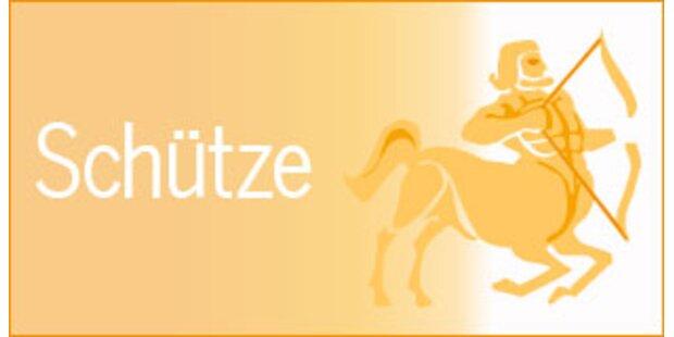 Schütze - Ihr großes Horoskop