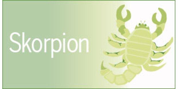 Skorpion - Ihr großes Horoskop