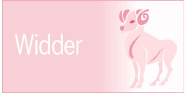 Widder - Ihr großes Horoskop