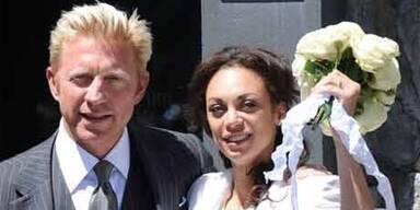 """Boris Becker und Lilly haben """"Ja"""" gesagt"""