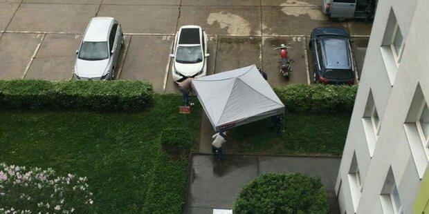 Bub stirbt bei Fenstersturz in Wien