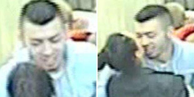 Polizei jagt brutalen Öffi-Schläger