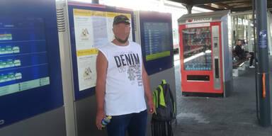 Vermisster Donauinselfest-Besucher: So wurde er gefunden