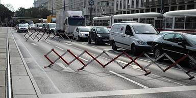 Achtung: Ringstraße ab 16 Uhr gesperrt