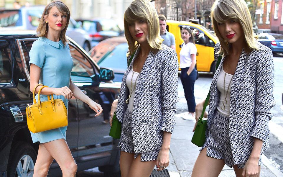 Taylor Swift mag's ultrakurz