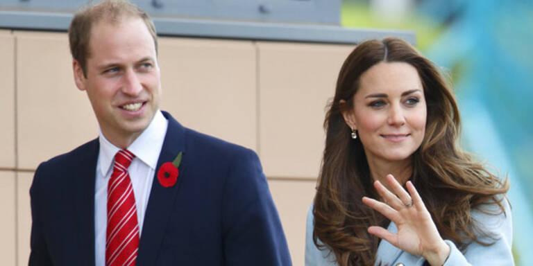 Kate & William: Reise nach New York