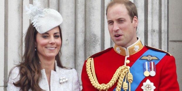 Kate & William verärgern die Briten