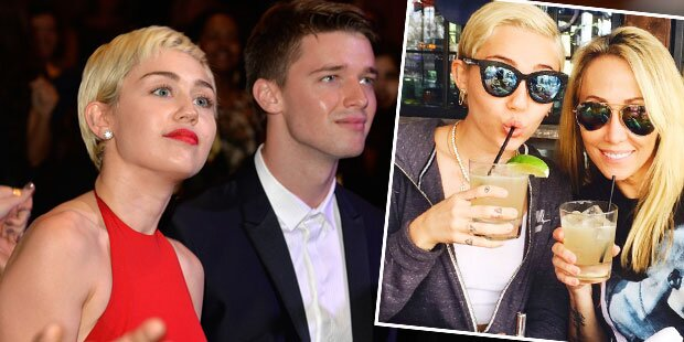 Miley Cyrus: Das sagt sie zu Patricks Fremdflirt