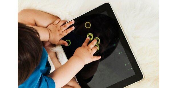 Tablets für bedürftige Kinder