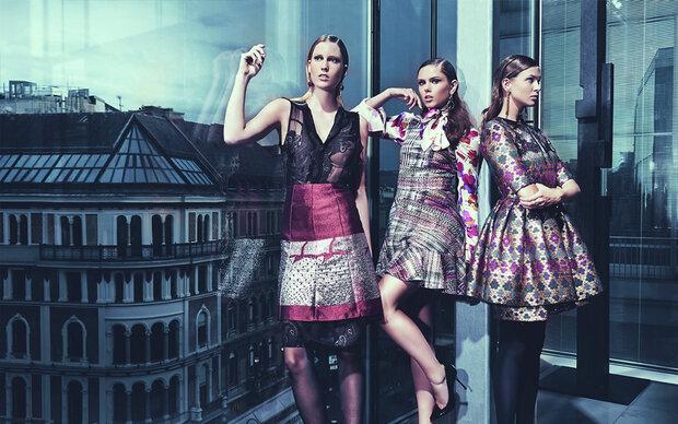 Wien wird zur Mode-Hauptstadt