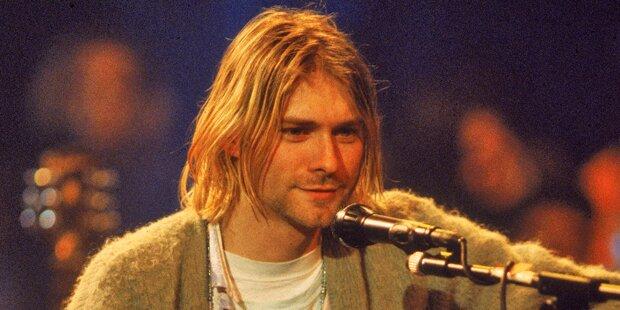 Doku über Kurt Cobain kommt 2015