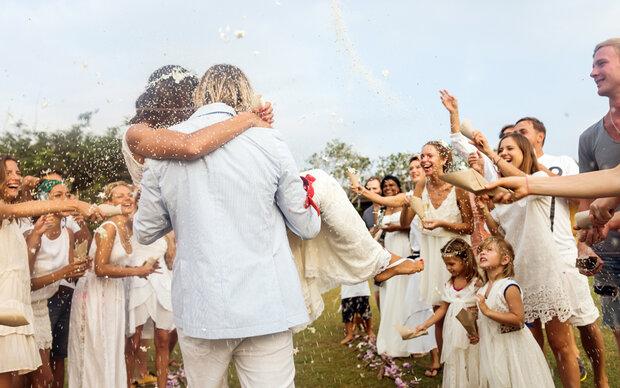 Das ist der perfekte Zeitpunkt zum Heiraten