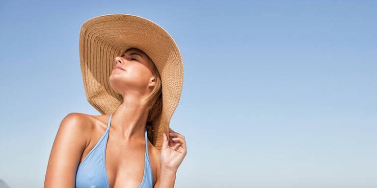 Sonnenschutz: Die 7 wichtigsten Regeln