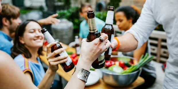 Verlängert Alkohol das Leben?