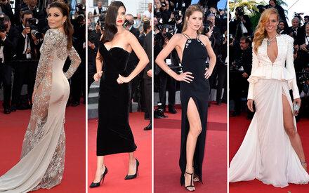 Die 50 heißesten Looks aus Cannes