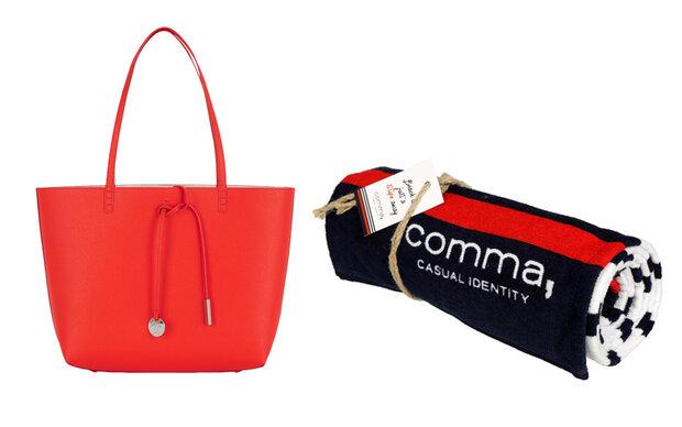 Maritimes Comma-Set