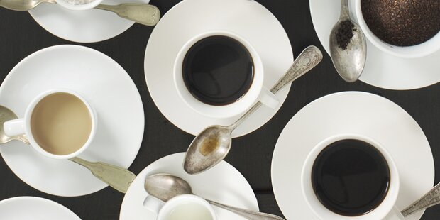 So viel geben wir jährlich für Kaffee aus